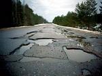Дороги у Дрогобицькому районі і далі будуть латати ямковим способом