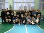 Турнір із тенісу памяті Богдана Баха