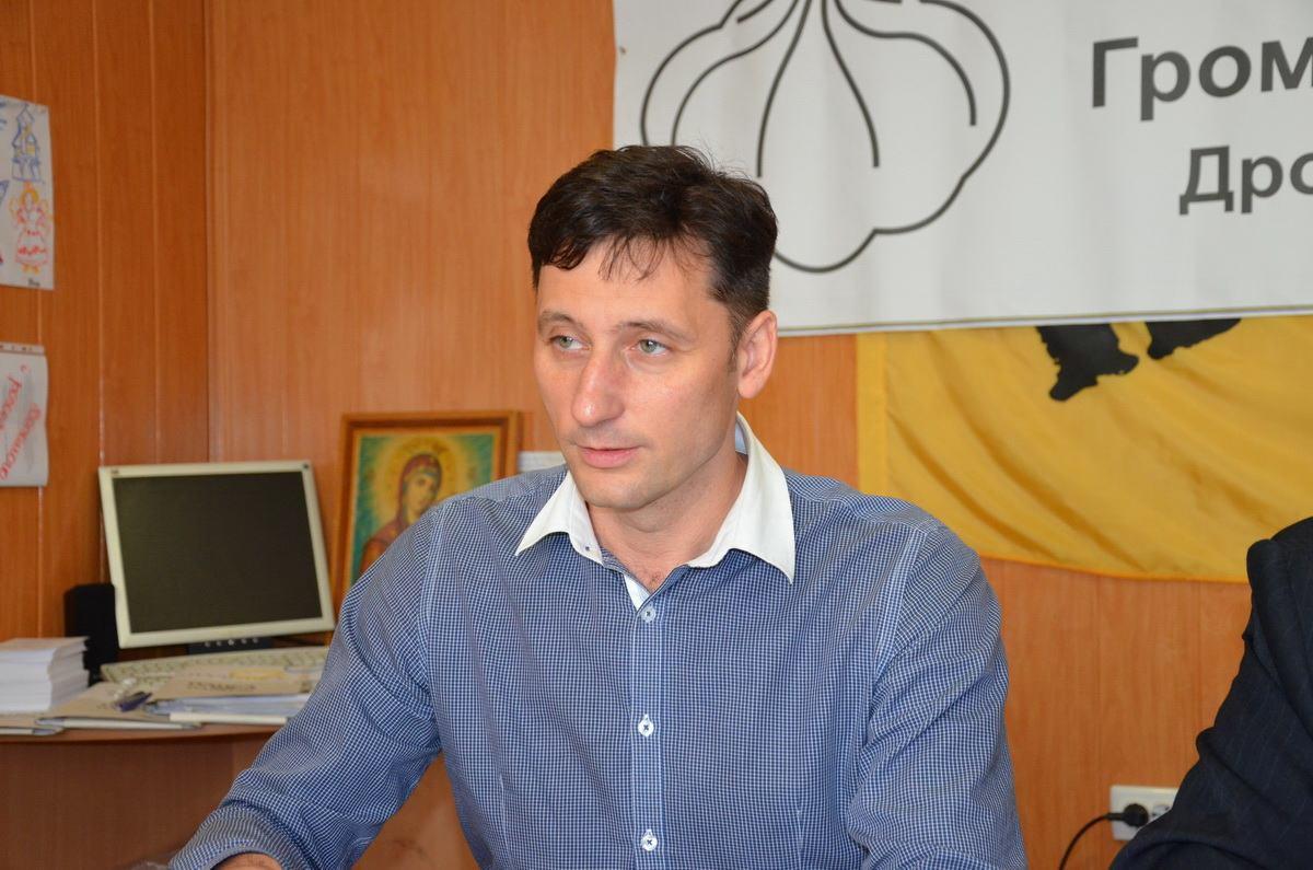 Олег Балог