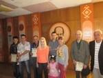Турнір із шахів у Дрогобичі 2014