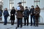 Журналісти Дрогобича проти побиття Тетяни Чорновіл