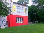 Фасади Дрогобича почервоніли