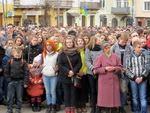 19 лютого на Майданах у Дрогобичі було 20 тисяч людей
