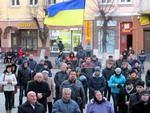 Чоловіки Дрогобича поїдуть на Євромайдан тверезими