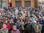 Дрогобичани хотіли захопити міліцію вночі