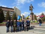 Правий сектор у Дрогобичі