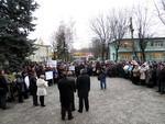 Вчителі Дрогобицького району хочуть свою премію
