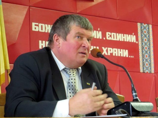 Михайло Сікора