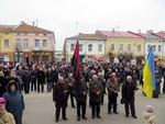 Громада Дрогобича хоче воєнного стану