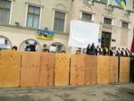 Віче у Дрогобичі хоче відставки влади