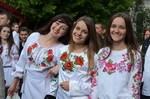 Парад вишиванок у Дрогобичі