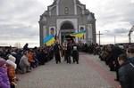 Похорон Петра Яцківа