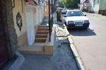 Тротуари Дрогобича