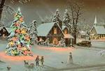 Новий Рік та Різдво у Дрогобичі
